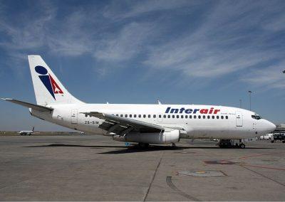 Interair Boeing 737-200