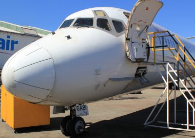 Global Airways MD-82